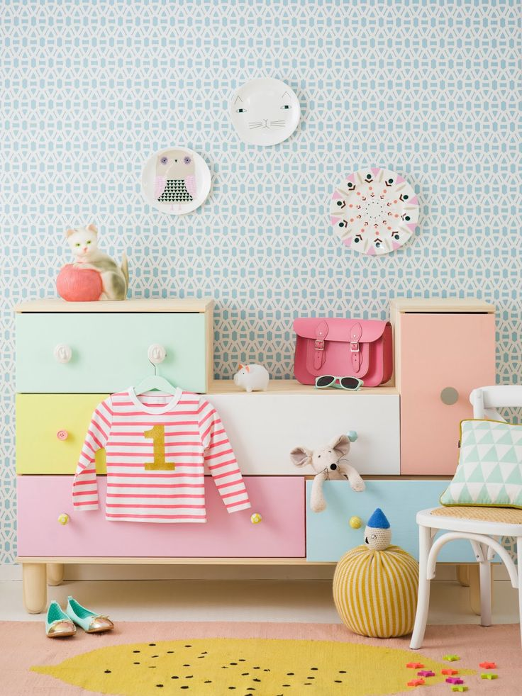 pastel drawers hack