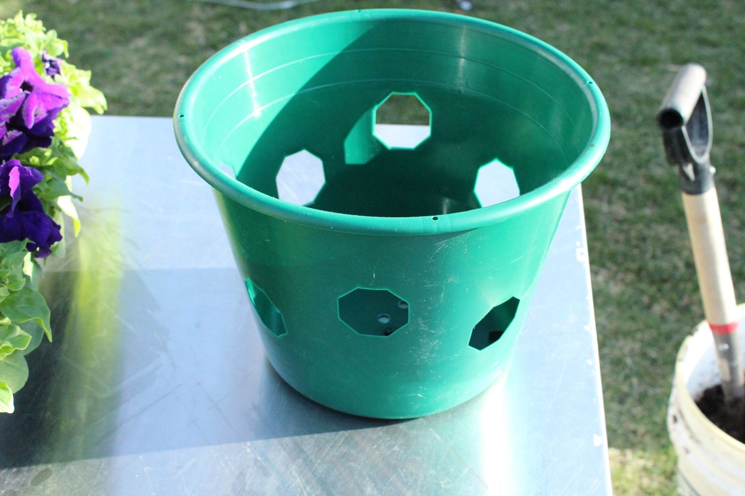 Flower Pots With Holes In Sides Mycoffeepot Org