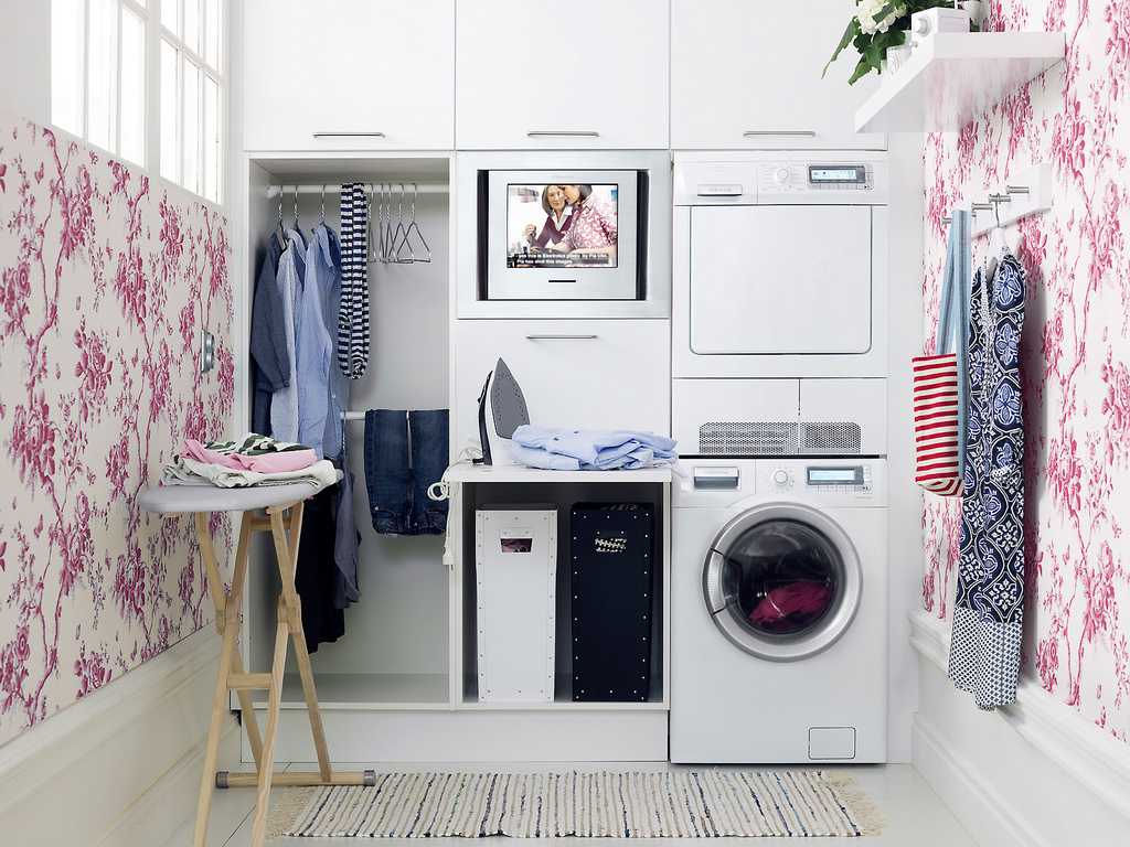 Design Laundry Room Images 15 tips to creating a laundry room thats both charming and functional 13
