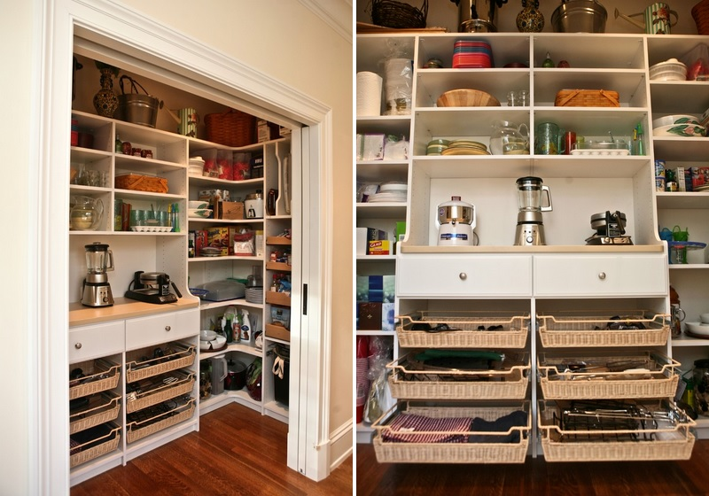 home decorating trends homedit - Closet Pantry Design Ideas