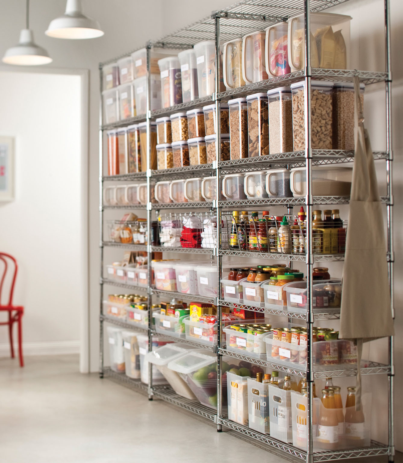 Kitchen Storage 15 kitchen pantry ideas with form and function