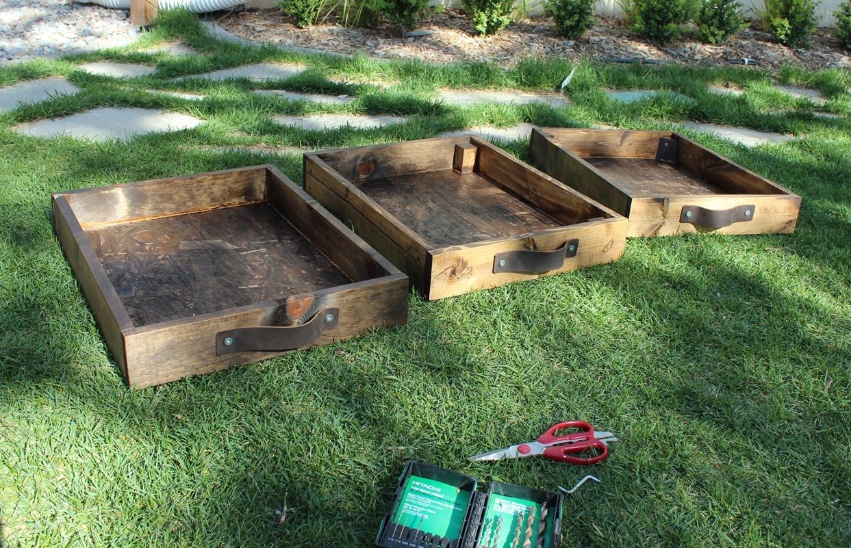 lawn tractor garden watch trailer build diy youtube cart