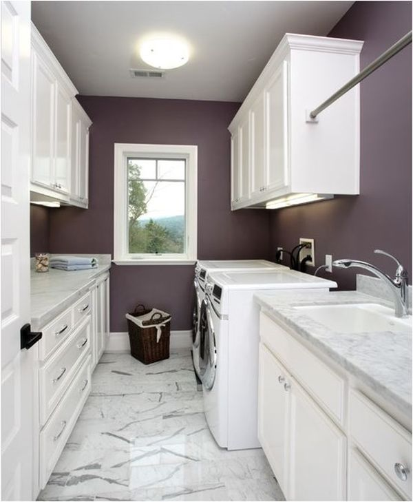 15 Tips To Creating A Laundry Room That S Both Charming
