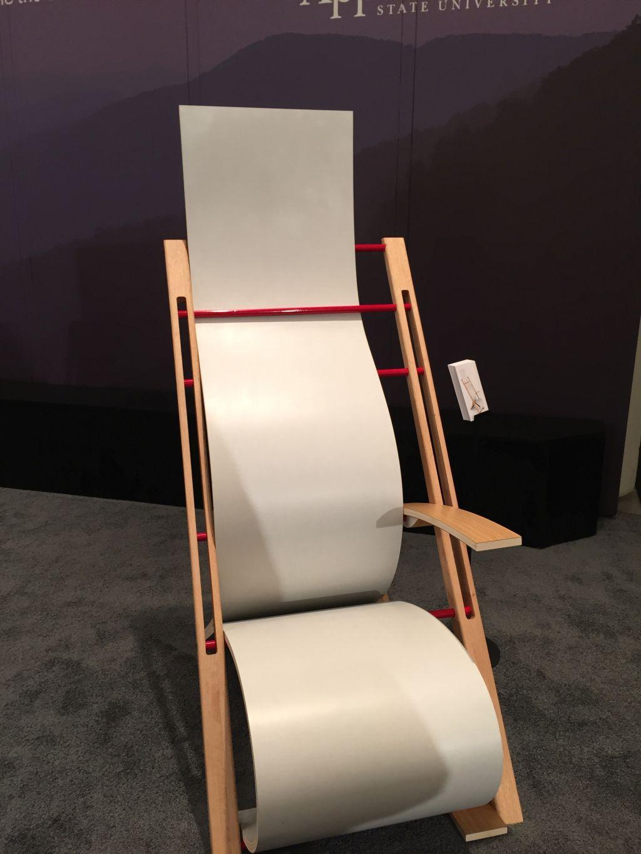 Chairs, Chairs Everywhere.