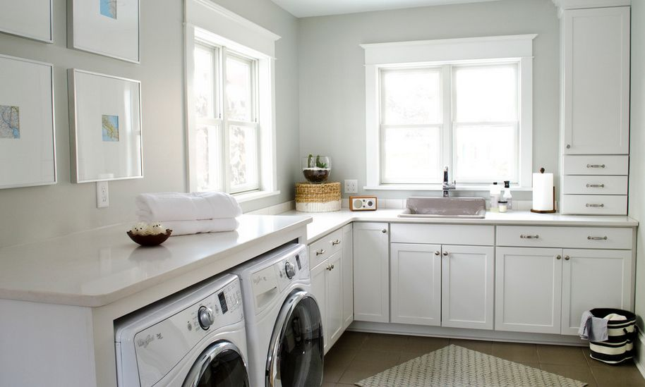 15 Tips To Creating A Laundry Room That