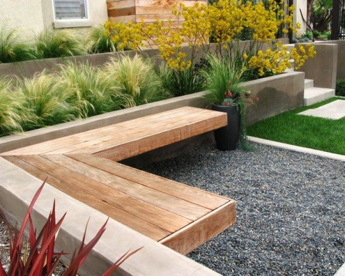 Fresh With A Touch Cozy – The Garden Bench