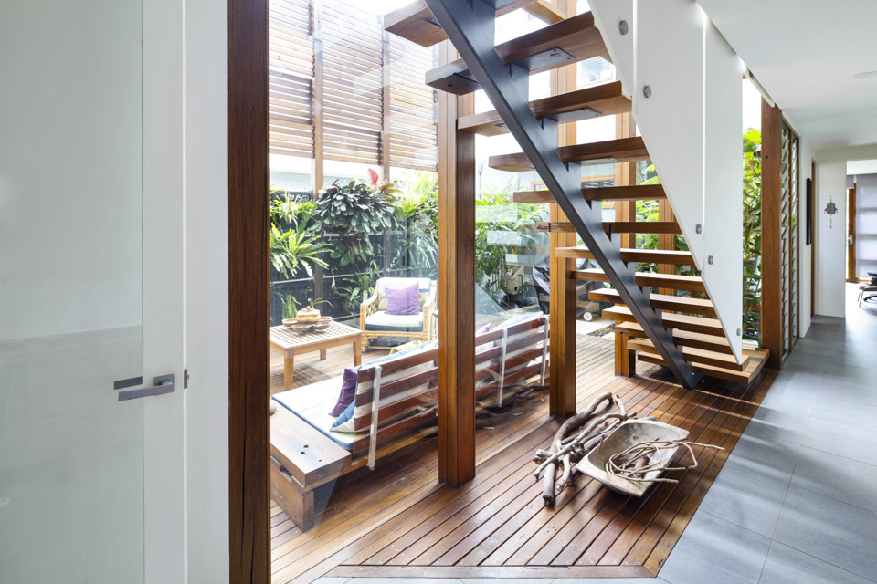 Rose Bay Eco House, Sydney