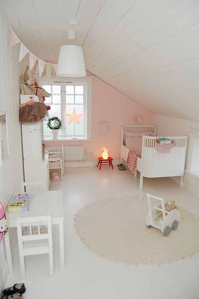 20 Whimsical Toddler Bedrooms for Little Girls on Room Girl  id=40786