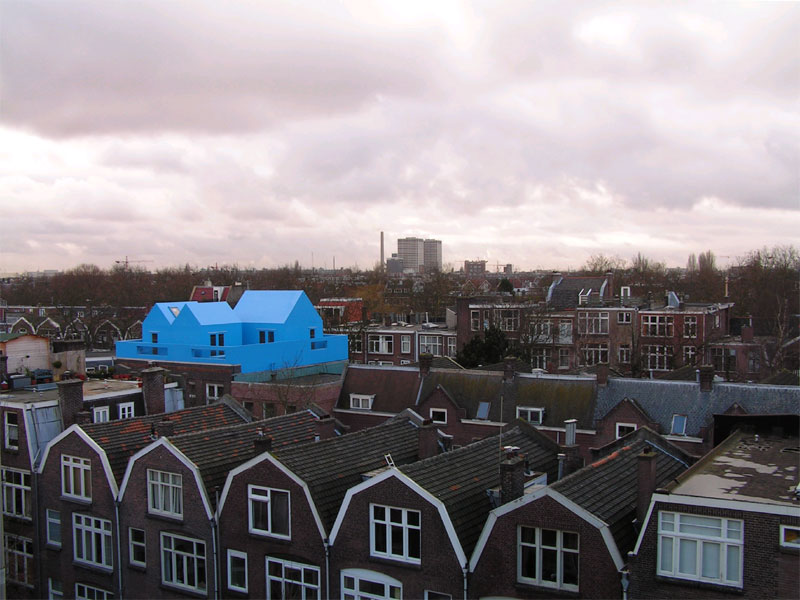 Didden-Village-Blue-rooftop