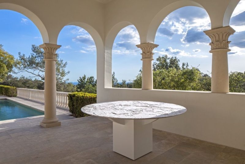 Stunning Casa Canova T-Shirt Tables a Visual and Textural Contradiction