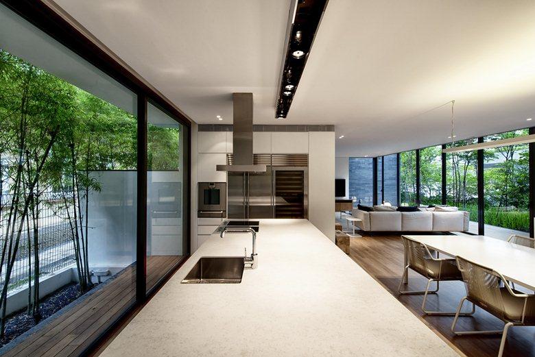 Best Long Narrow Home Designs Ideas - Interior Design Ideas ...