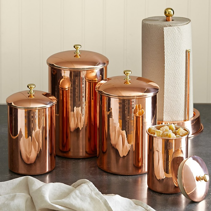 buy copper canisters