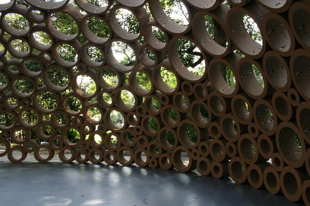 cardboard-pavilion-interior