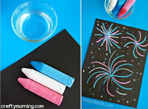 chalkboard-4th-july-craft