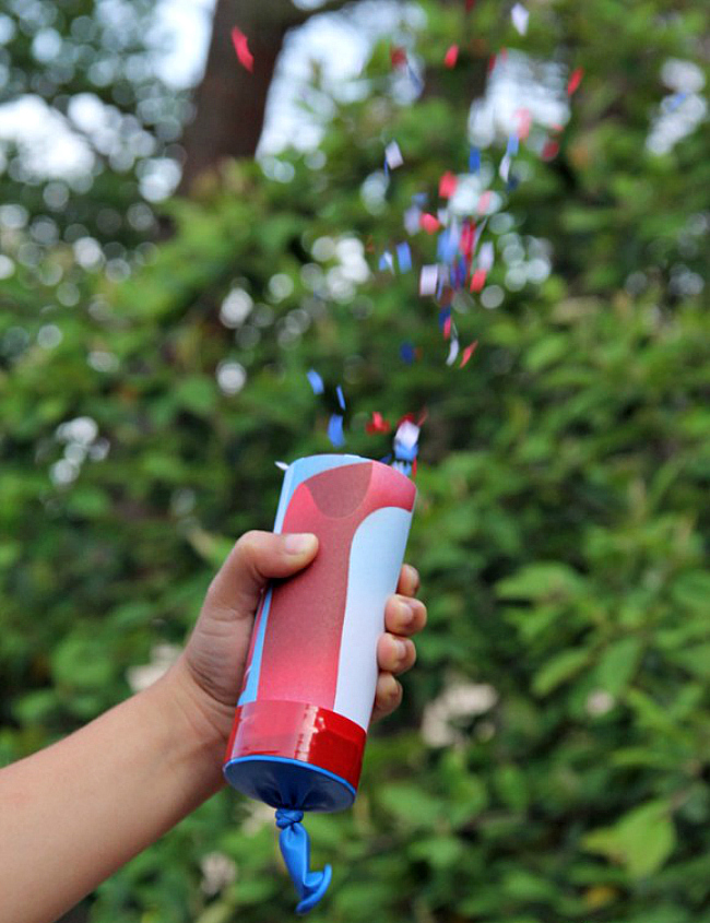 confetti launchers