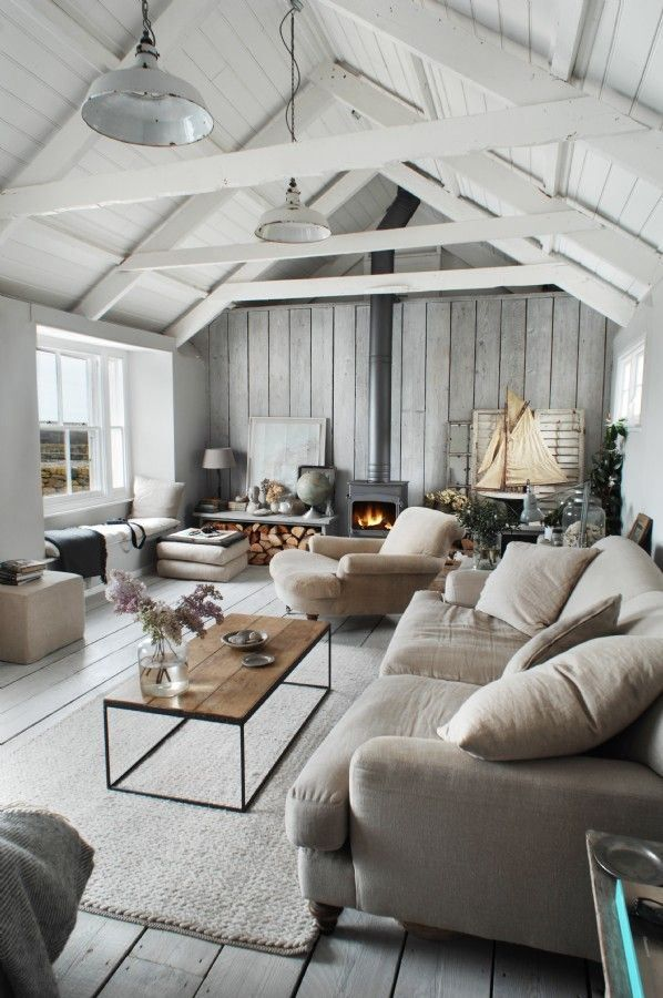 Beau Cottage Living Room