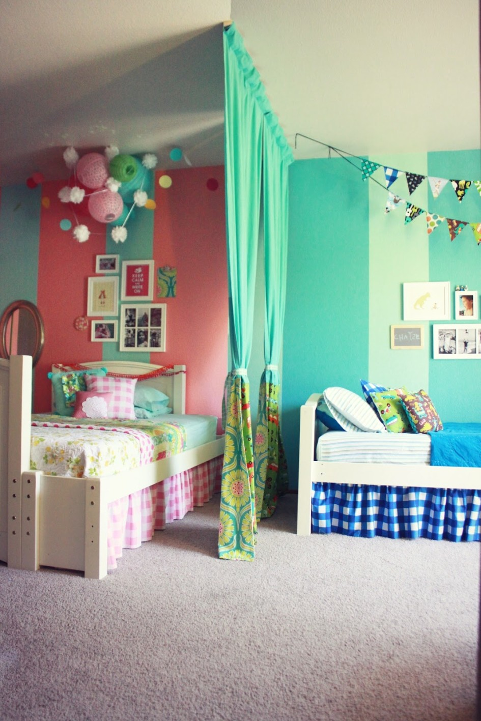 10 Creative Bedrooms For Kids To Share