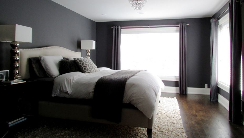 20 minimalist bedrooms for the modern stylista Dark paint colors for bedrooms