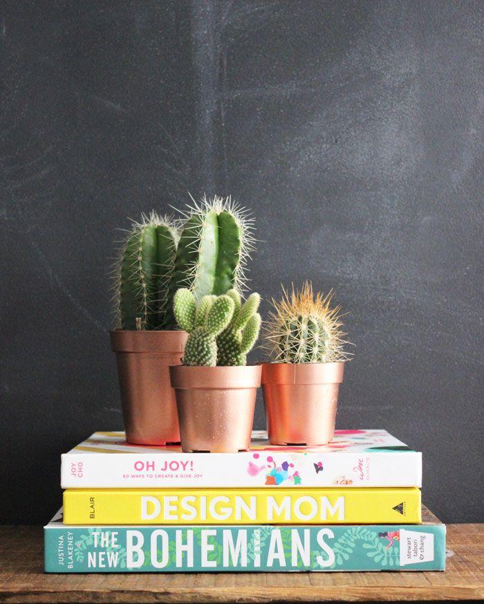 diy copper pots