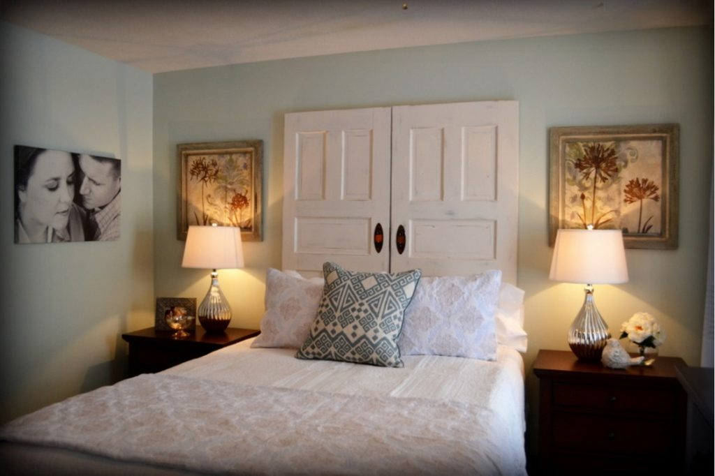 doble-doors-converted-into-headboard