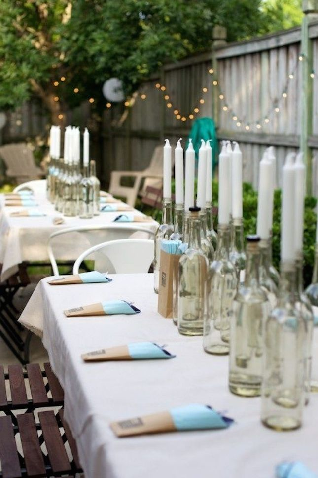 wedding ideas for home weddings 50 outdoor ideas you should try out this summer 28138