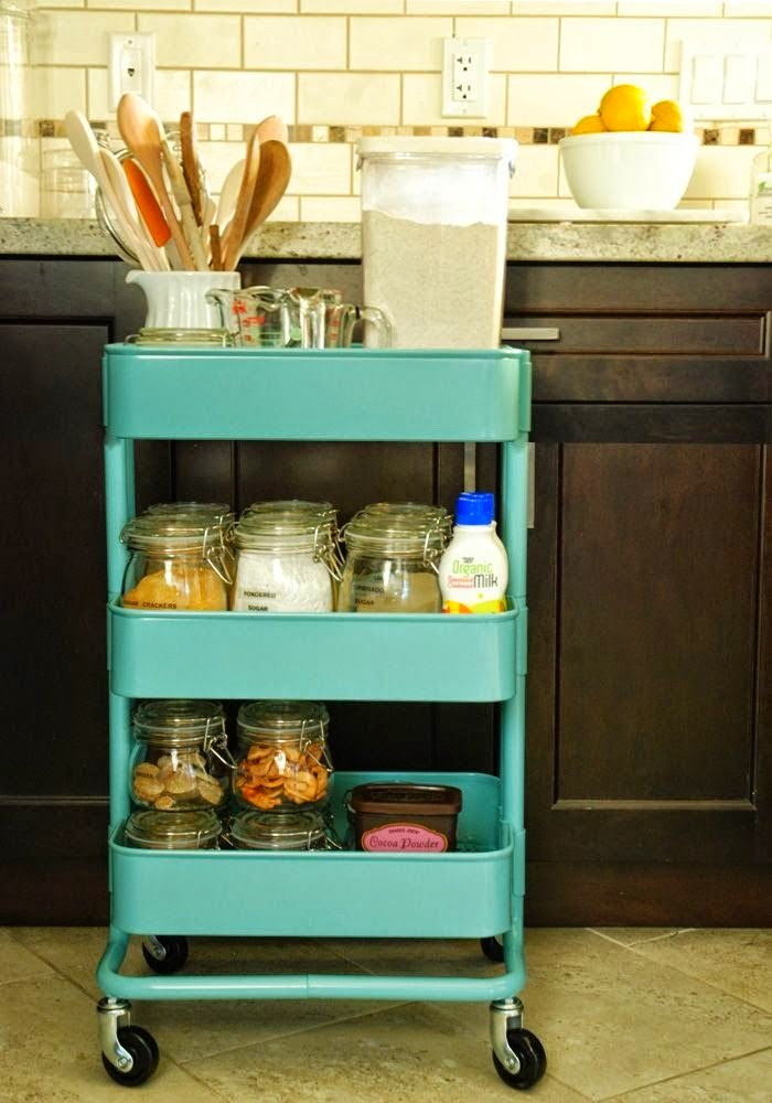 Spice Cart/ Extra Kitchen Storage