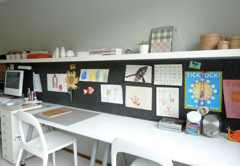 Small Shelf Above Kitchen Benchtop