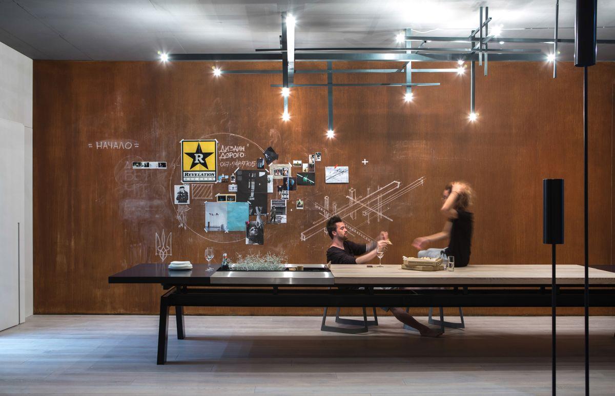 minimal-kiev-apartment-dining-table-versatility