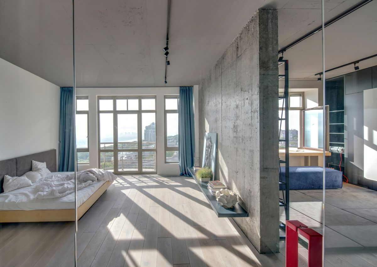 minimal-kiev-apartment-glass-partitions