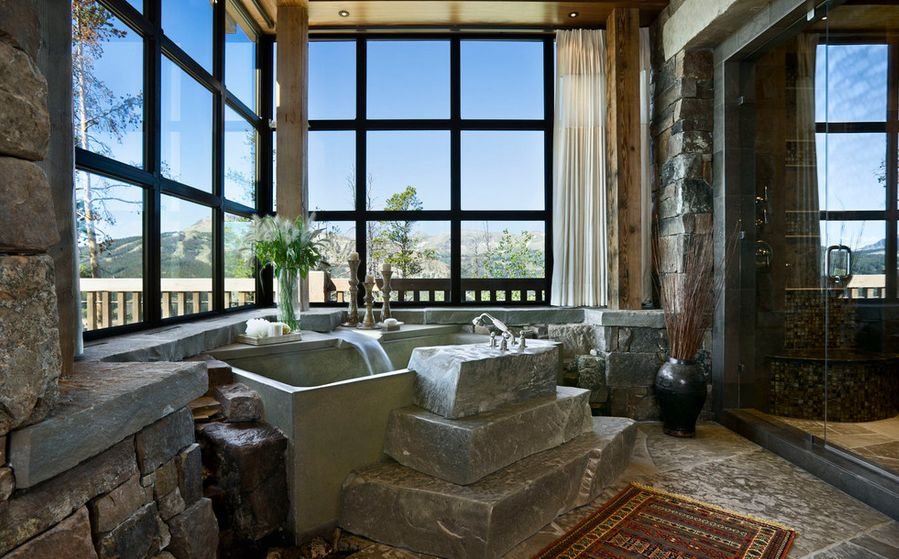 mountain-style-bathroom-big-boulders-inside