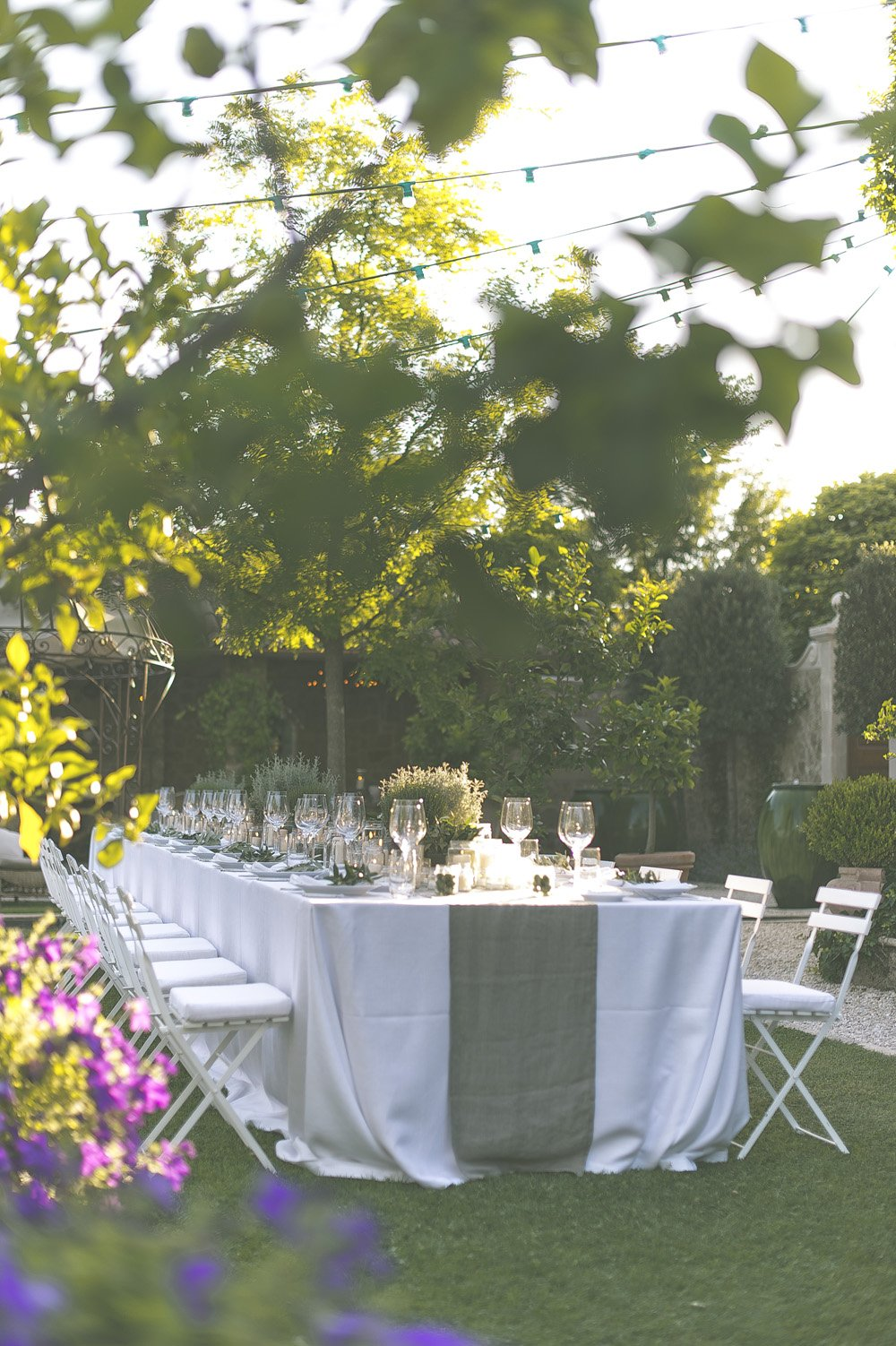 Outdoor Wedding Table Designs