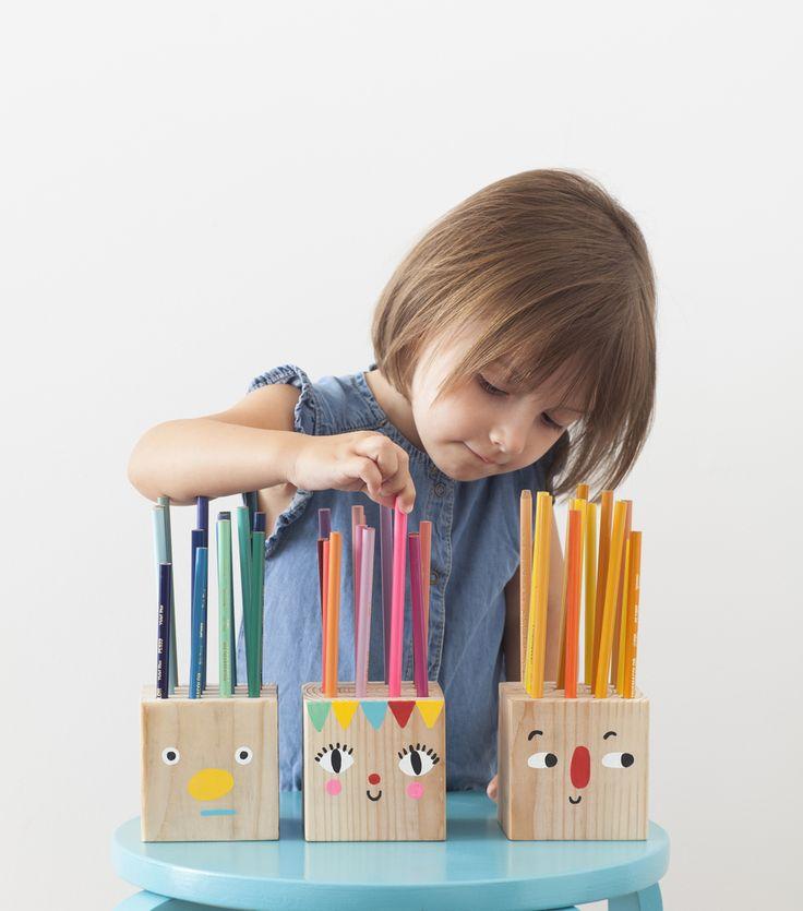 pencil head holders