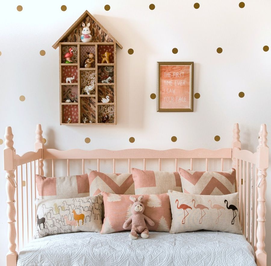 Amelia S Room Toddler Bedroom: 20 Whimsical Toddler Bedrooms For Little Girls