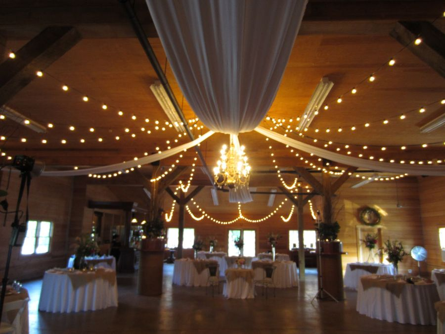 Say i do to these fab 51 rustic wedding decorations romantic wedding lights junglespirit Images