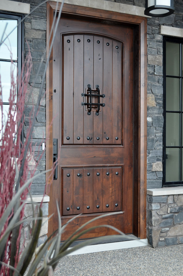 rustic-front-door-design