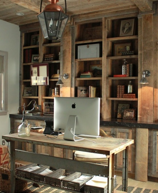 rustic-home-office-design