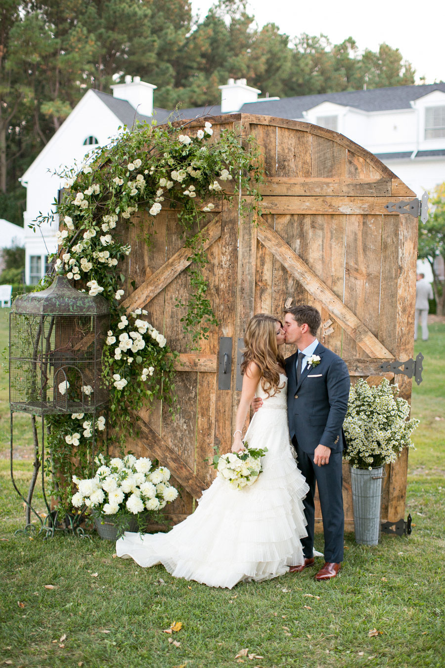 Rustic Wedding Photo Ideas