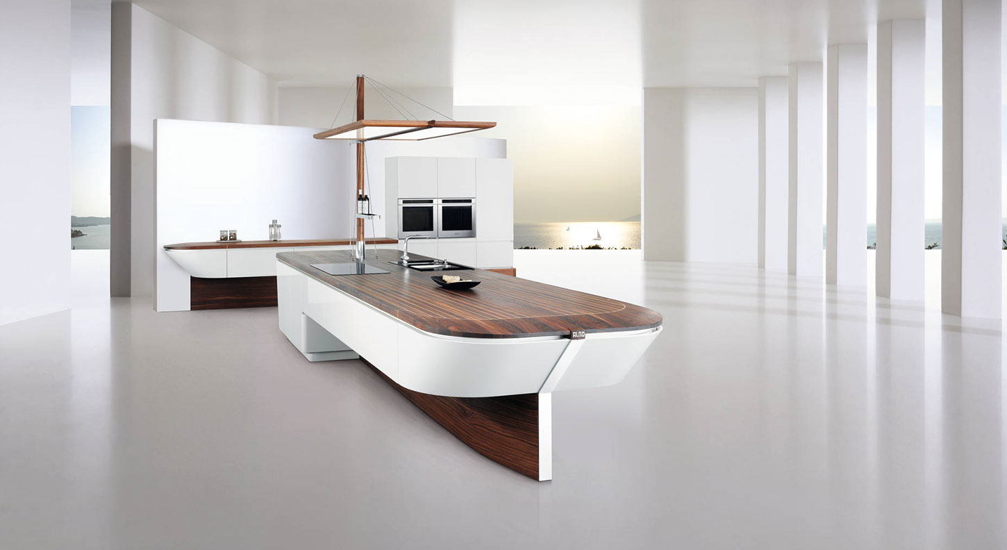 Modern Kitchen Islands With Spectacular Designs