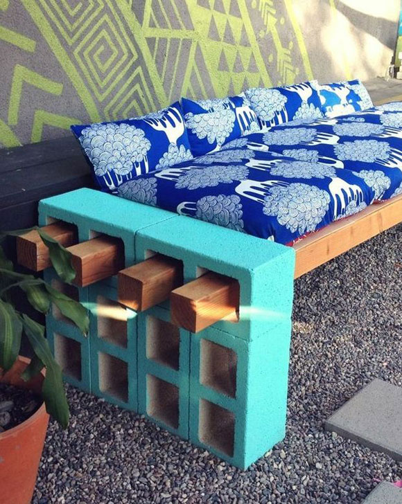 summer-patio-made-from-cinder-blocks
