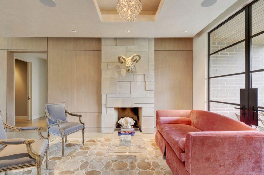textured-decor-with-velvety-sofa