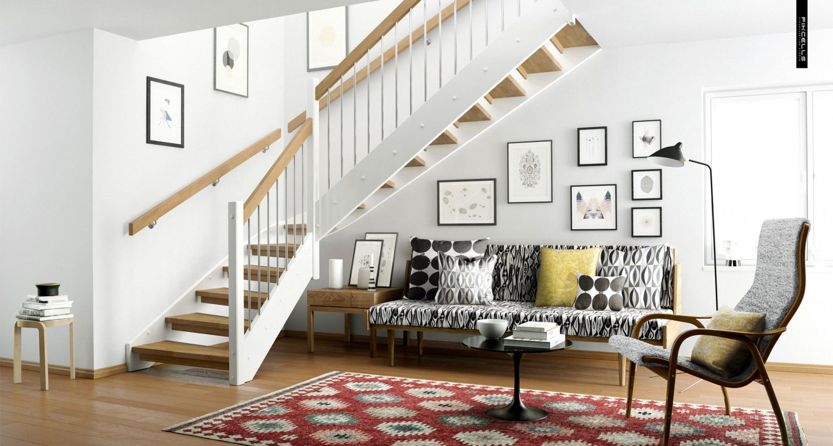 under-the-stairs-scandinavian-decor