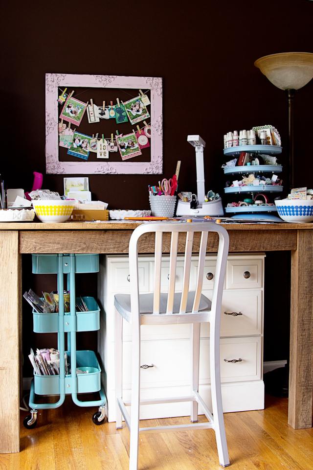 office craft station cart Craft Station Furniture