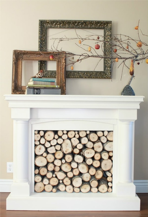 Decorate Fireplace beautiful ways to style & decorate a faux fireplace