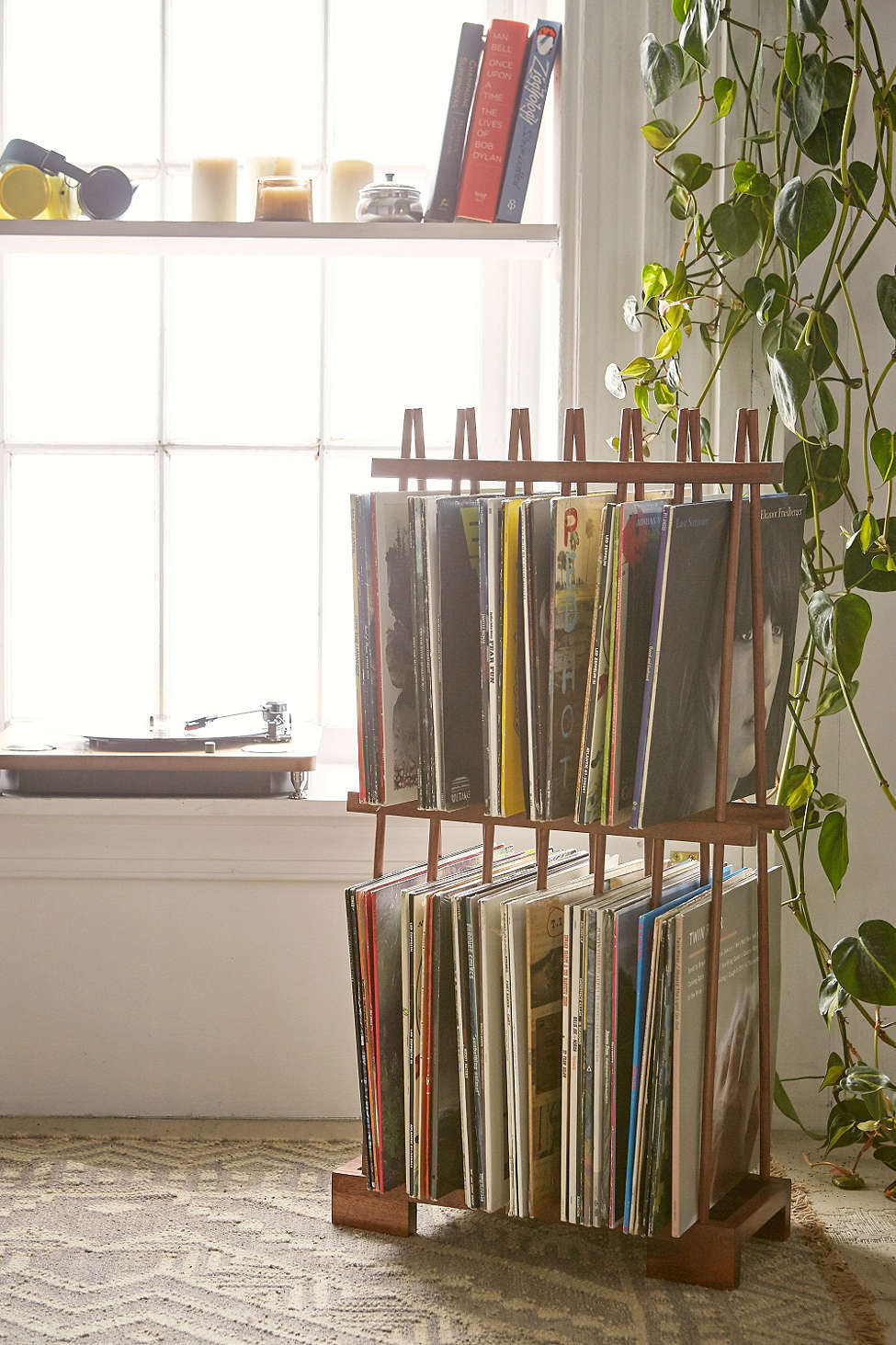 Ordinaire Alexander Vinyl Storage Rack
