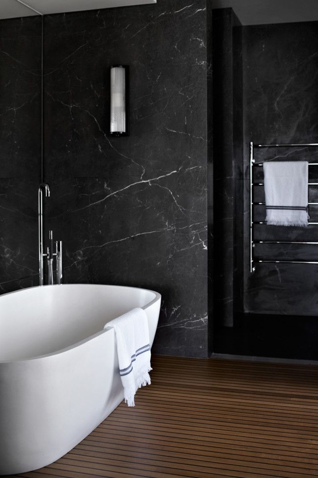 black floor bathroom ideas how black marble can make your home more glamorous 17393