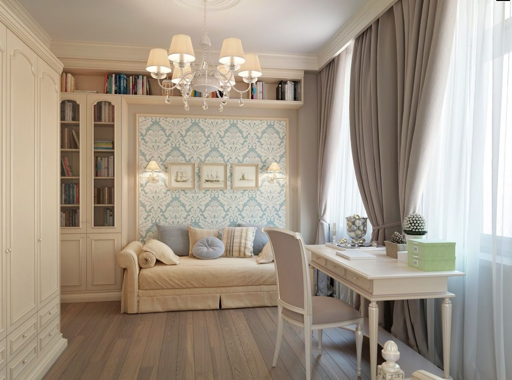 What color is taupe and how should you use it - Idee deco chambre adulte taupe ...
