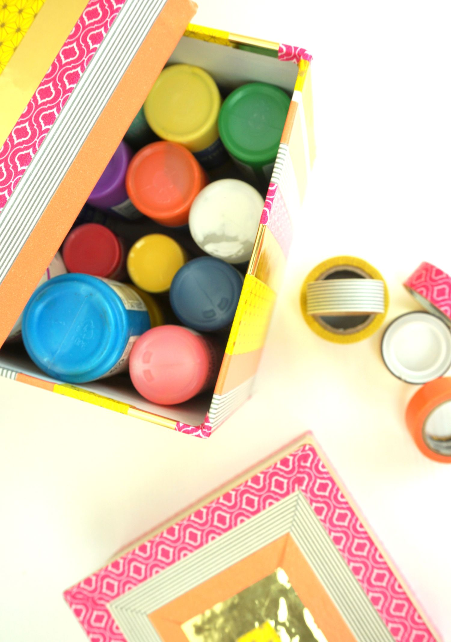 Colorful-Washi-Tape-Decorative-Boxes