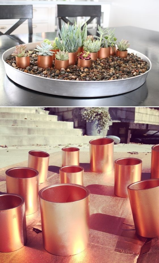 Copper pvc pipes