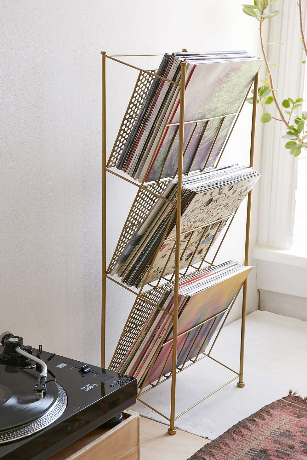 lp storage furniture. Corner Store Vinyl Record Rack Lp Storage Furniture