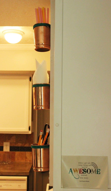 DIY Copper Cup Holder Tutorial